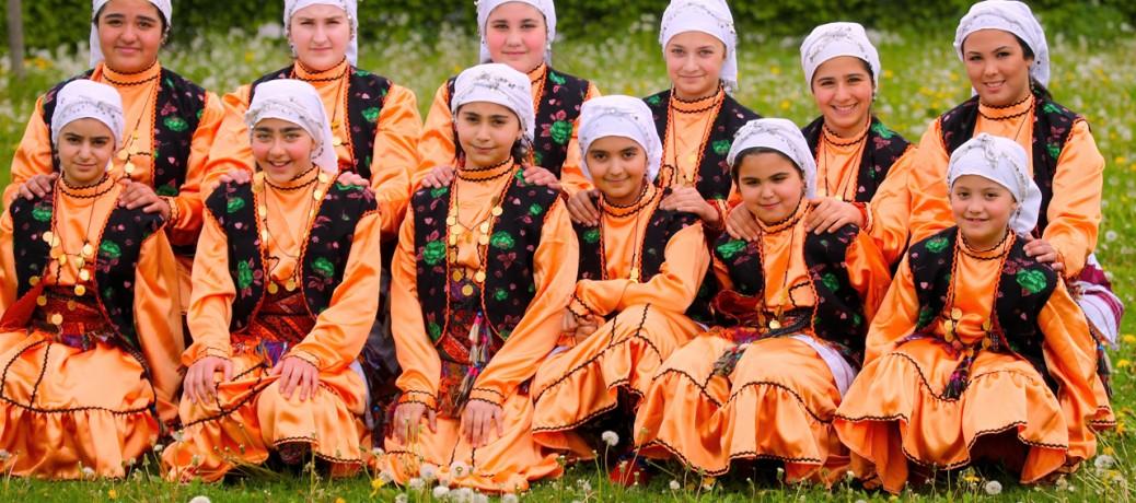 Mädchenkulturreise nach Ankara
