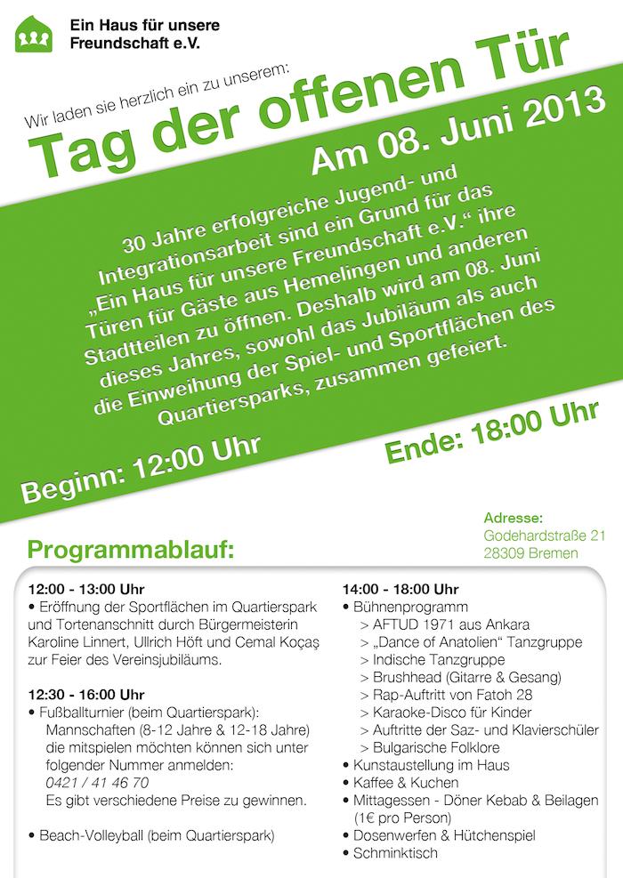 EHFUF_TagderoffenenTuer_Pressee