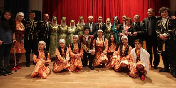 Anatolischer Tanz- und Musikabend